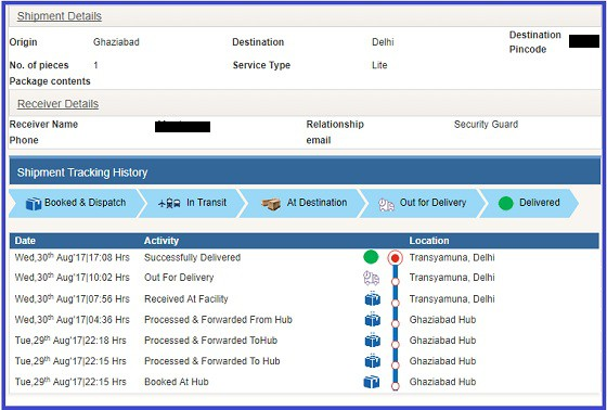 DTDC Courier Tracking (3)