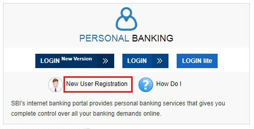 Apply For Online Sbi Net Banking m h