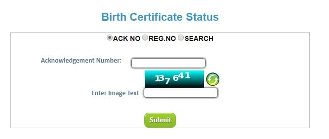 UP Birth Certificate ke liye apply kaise kare