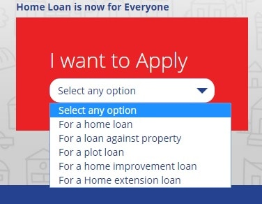 Aadhar Card Home Loan online apply