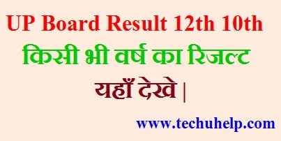 UP Board Result 2016 kaise dekhe
