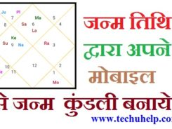 free janam kundali in hindi by date of birth