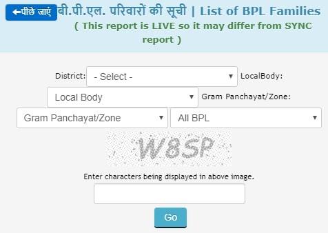 एमपी राशन कार्ड लिस्ट 2020 सूची | एमपी APL BPL AAY लिस्ट