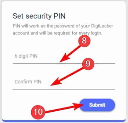 DIGILOCKER पर अकाउंट कैसे बनाये? How to create an account on DIGILOCKER?