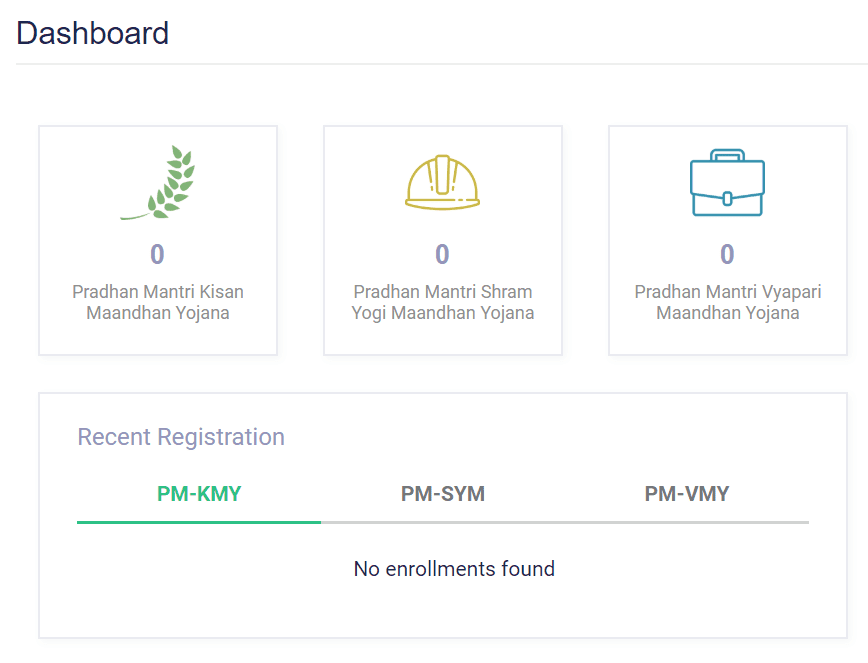 मोबाइल से PM Kisan Pention Yojana में ऑनलाइन आवेदन कैसे करें? Kisan Mandhan Yojana 2019, Online Registration, Application Form