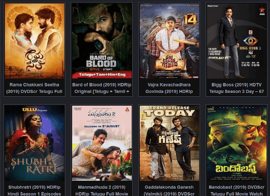 Movierulz 2019 – Latest 300mb Bollywood and Hollywood Movies Download In Hindi