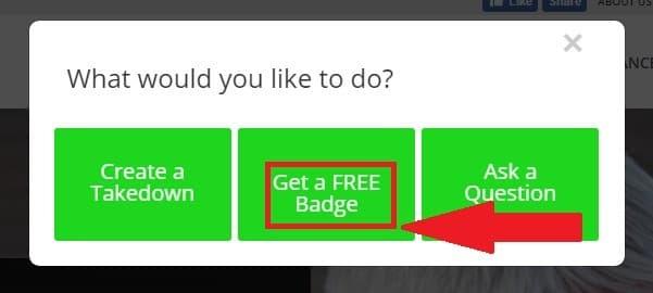 Choose a Badge