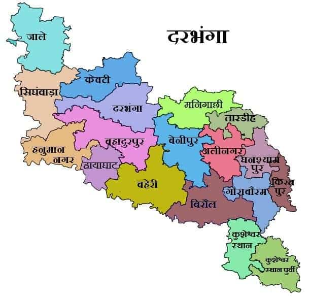 All Tehsil